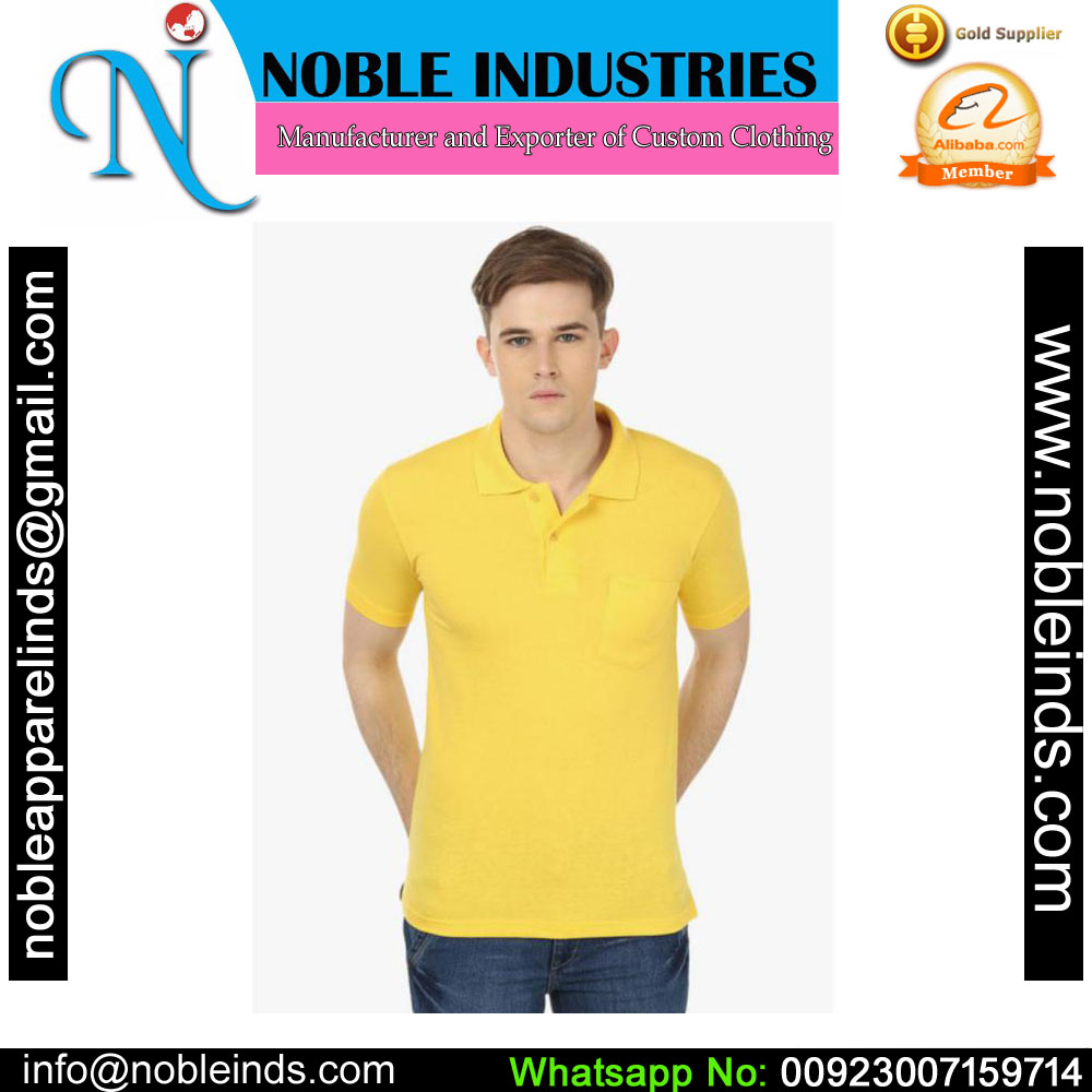 Logo Polo Shirts No Minimum