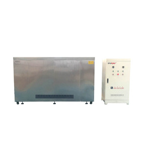 Digital heater ultrasonic cleaning machine for engine parts curved shaft