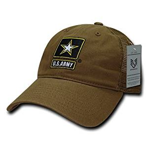 Rapiddominance Army Relaxed Trucker Caps