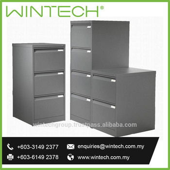 Customize 4 Drawer Office File Furniture Steel Filing Cabinet In Malaysia