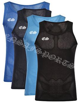 6f738d7a4b765 Men s String Mesh Vest Sports Tank Top Training Mesh Shirt 100% Cotton Gym  Tank Top