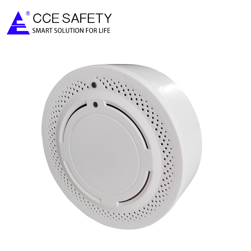SD202 Factory Price (kindle Fire) Smoke Detector Powered By 3 볼트 배터리 OEM ODM 지원