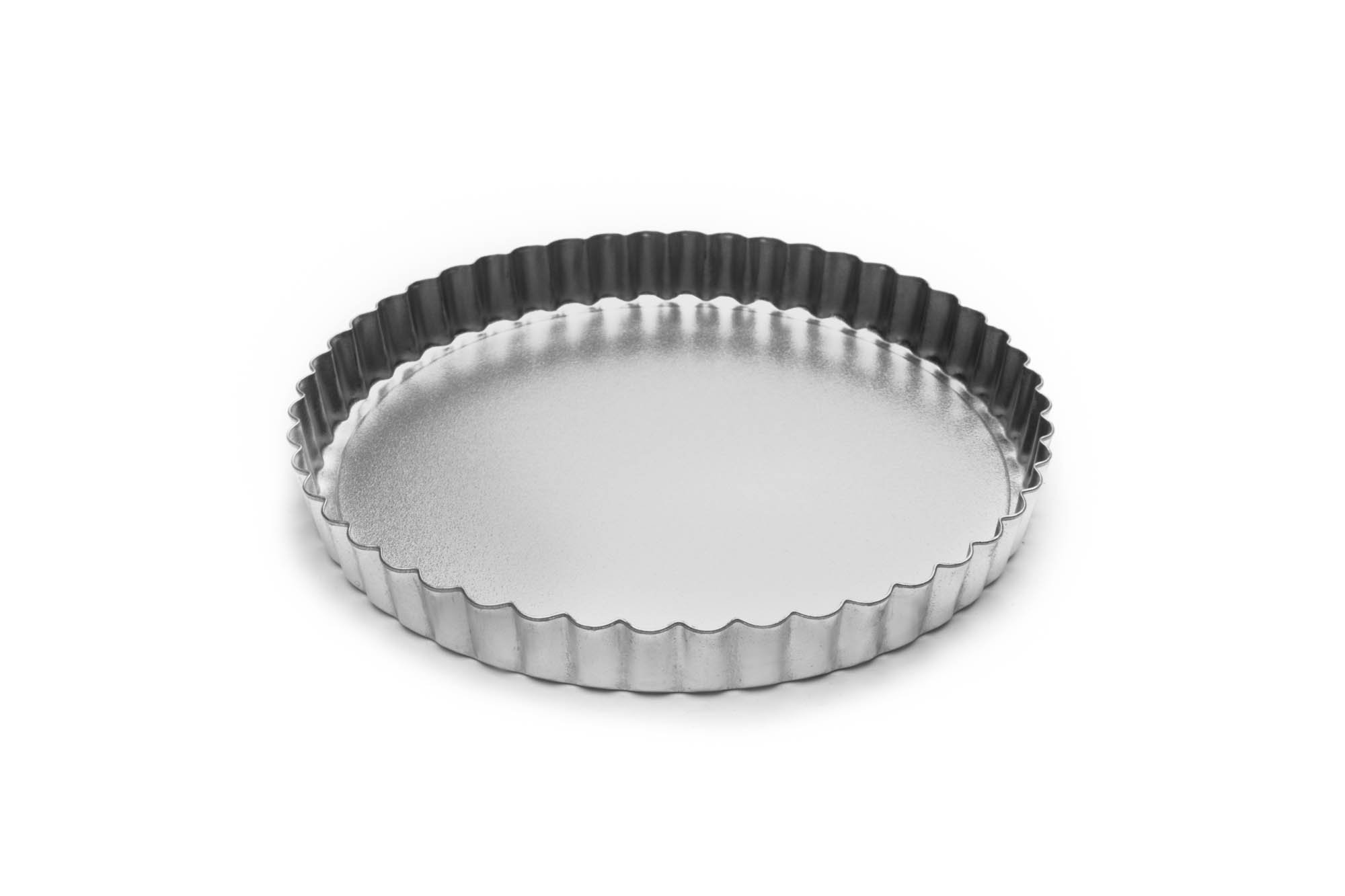 Browne Foodservice 80126640 11-Inch Fluted Quiche Pan