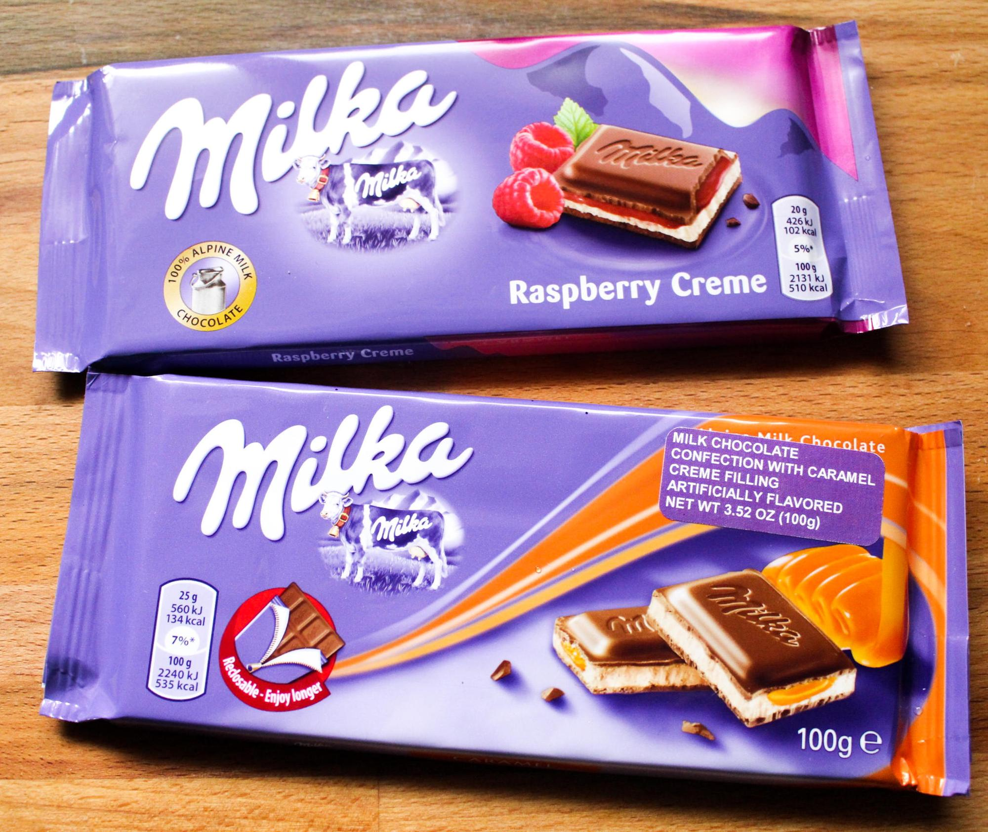 Milka Chocolate Oreo 300g
