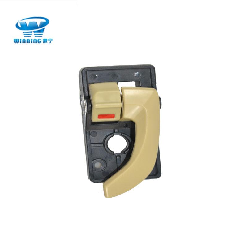 Right Tan Inside Door Handle for Hyundai Elantra 1995-1998 Front = Rear