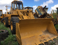 Low price hydraulic wheel loader cat 950B from Japan in stock for hot sale