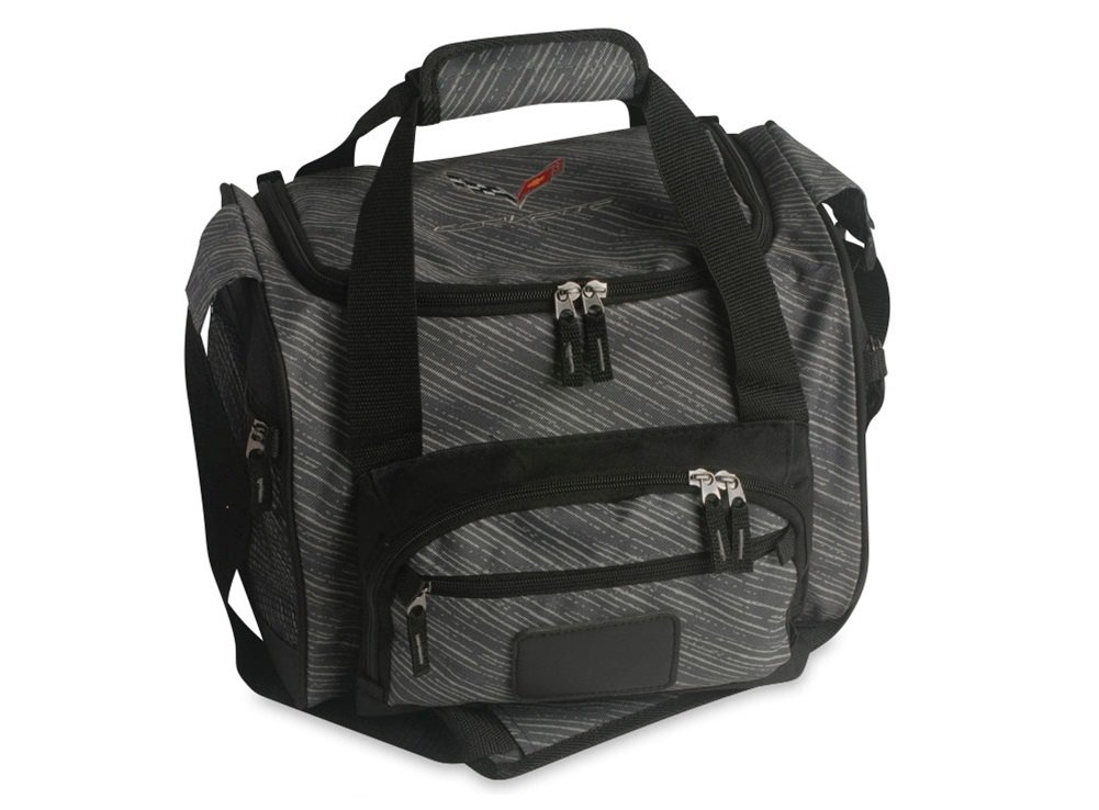 Get Quotations · Corvette Embroidered Cooler Bag   C7 Stingray, Z51 (Gray) c340370ab3