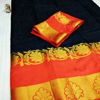 indian made heavy silk saree for wedding and party