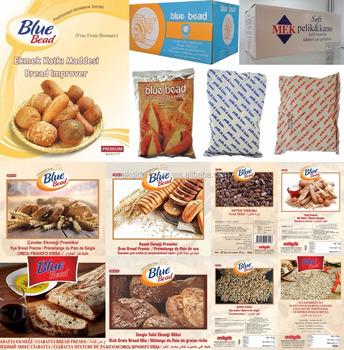 BAKERY BREAD INGREDIENTS Bread Improvers Premixes Decoration
