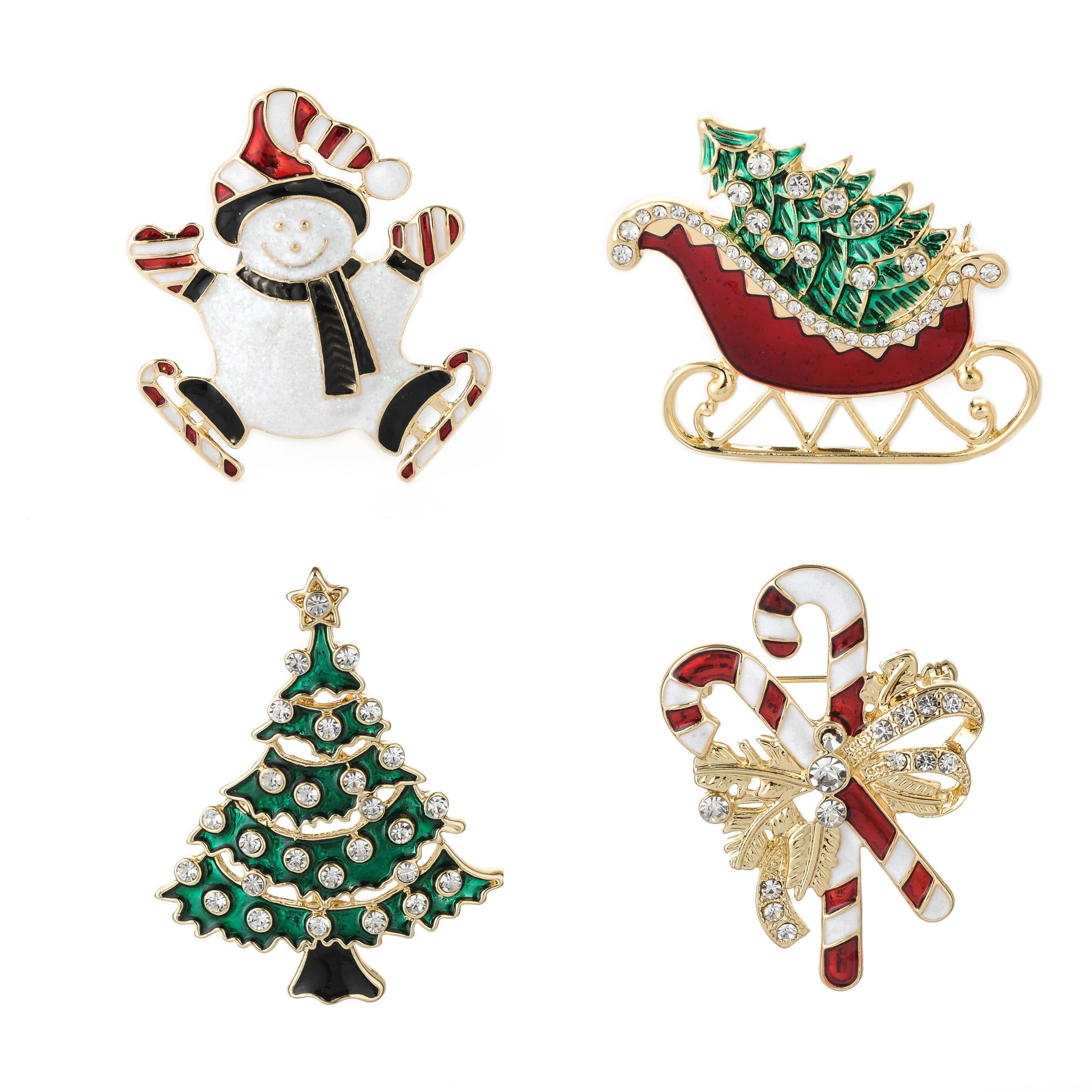 Christmas Brooches And Pins.Cheap Christmas Brooch Pin Find Christmas Brooch Pin Deals