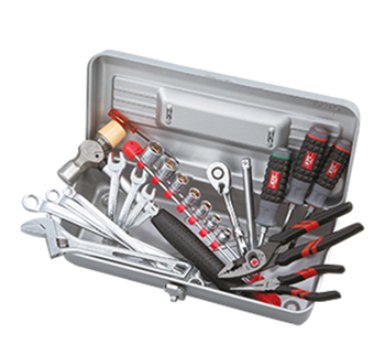 Reliable KTC KYOTO car tool set with serviceability made in Japan, small lot available