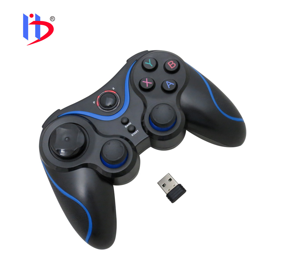 Nirkabel Bluetooth 4.0 Game Controller untuk Android/Ios/TV