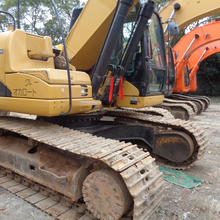Used CAT 320D Hydraulic Excavator Caterpillar most popular machine that you want in Shanghai China