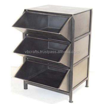 Vintage Metal Cabinets >> Industrial Vintage Metal Drawer Cabinet Buy Industrial Metal