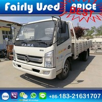 2013 Used China Famous Brand 4X2 KAMA CARGO TRUCK