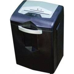 "- HSM Shredstar PS825S Strip Cut Shredder (Level 2) (Sheet Capacity: 25) (Shred Size: 1/4"") (Throat: 9"") (Waste Capacity: 7.1 Gal) (Motor: 200W) (Power: 115V/60Hz) (Auto Start/Stop/Reverse)"