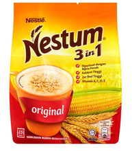 Instant Nestum <span class=keywords><strong>Granen</strong></span> <span class=keywords><strong>Drinken</strong></span> 3 in1 Originele