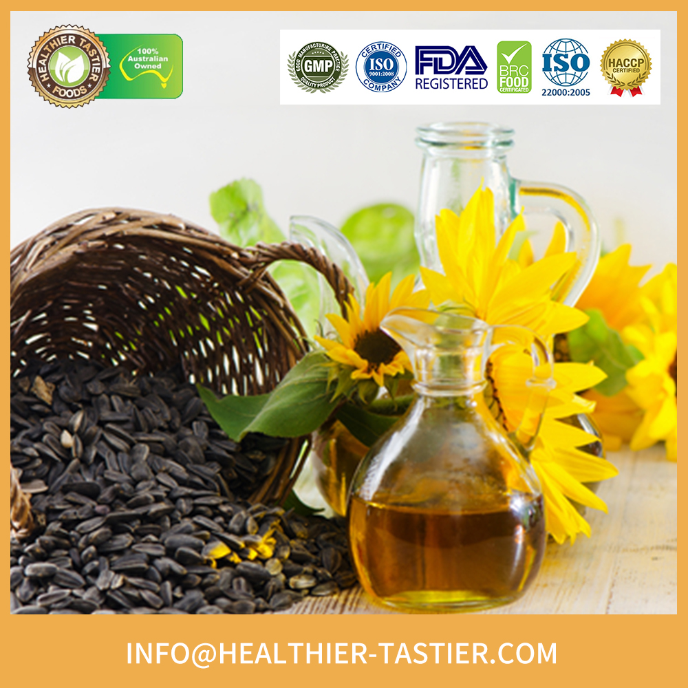 2017 Hot Sale Refined Oil Organic Sunflower 100% Refined with Good Quality
