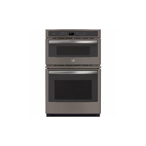 "PK7800EKES 27"""" Built-in Combination Double Wall Oven/Microwave with 4.3 cu. ft. Oven Capacity 1.7 cu. ft. Microwave Capacity in Slate"