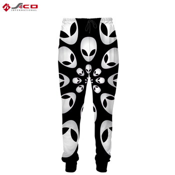 Style Your Own Sublimated Sweat Pants For Men / Casual Wear