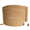 Eco Friendly 3 Strand Jute Rope 2mm - 50mm Natural and Color