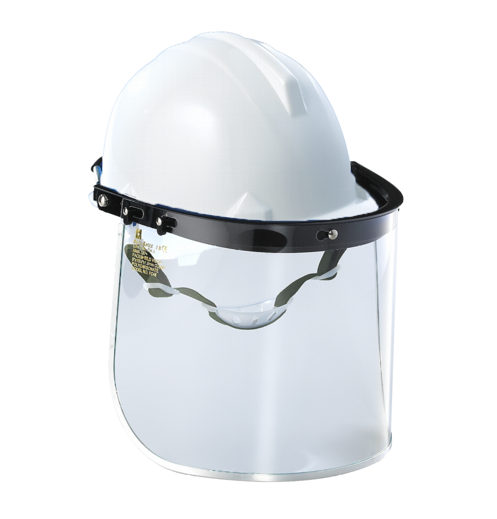 Safety Equipment Suppliers Work Blue Eagle Safety Hard Hat -1
