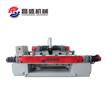 Changsheng merk spindleless verstelbare heavy duty hout fineer peeling machine/log peeling machine