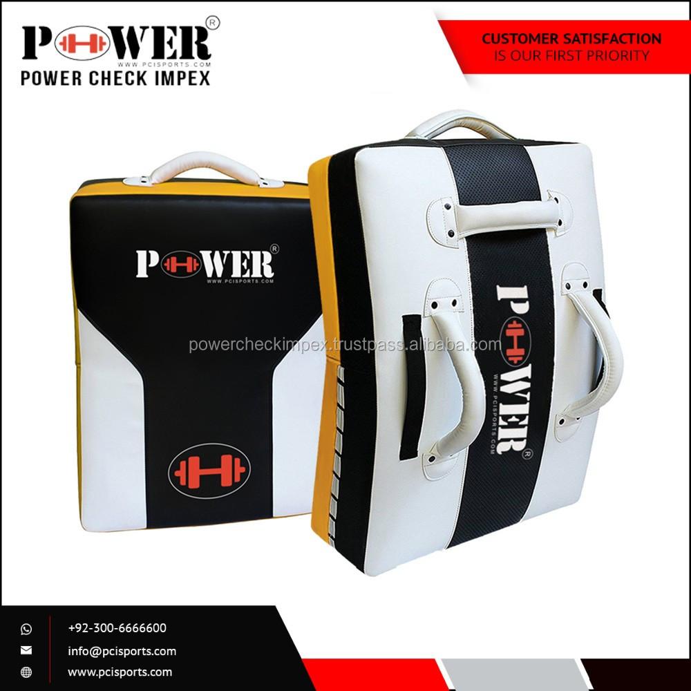 PFG Suitcase Pad Kick Shield MMA Kickboxing Kicking Training Gear pad