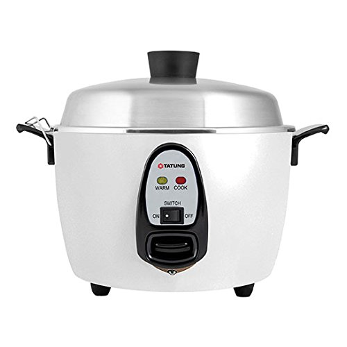 Tatung – TAC-6G (SF) – 6 Cup Multi-Functional Rice Cooker – White