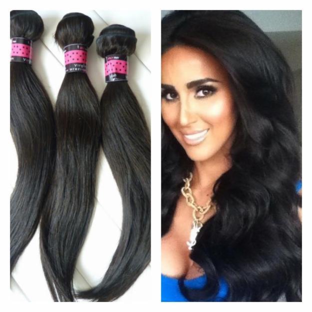 Remy Hair Brazilian Hair Extension Human Hairwholesale Brazilian