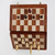 Personalize o tamanho Magnetic Folding Wooden Chess Game