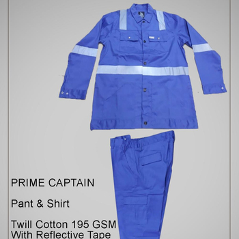 Poly Cotton Jacket and Trouser Uniform