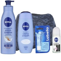 Nivea Night White Firming Body Lotion 400ml
