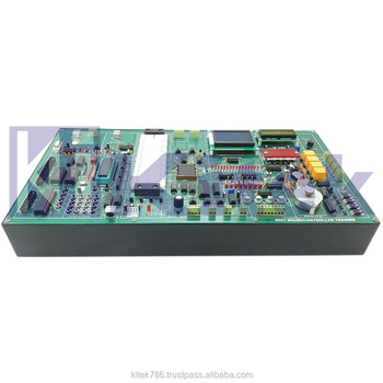 89S52 MICROCONTROLLER TRAINER KIT