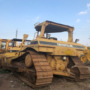 original Good Quality Use caterpillar d6r/d6g bulldozer with winch for sale/cheap price bulldozer and good condition