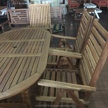 Hardwood Garden Furniture Made Of Eucalyptus And Acacia