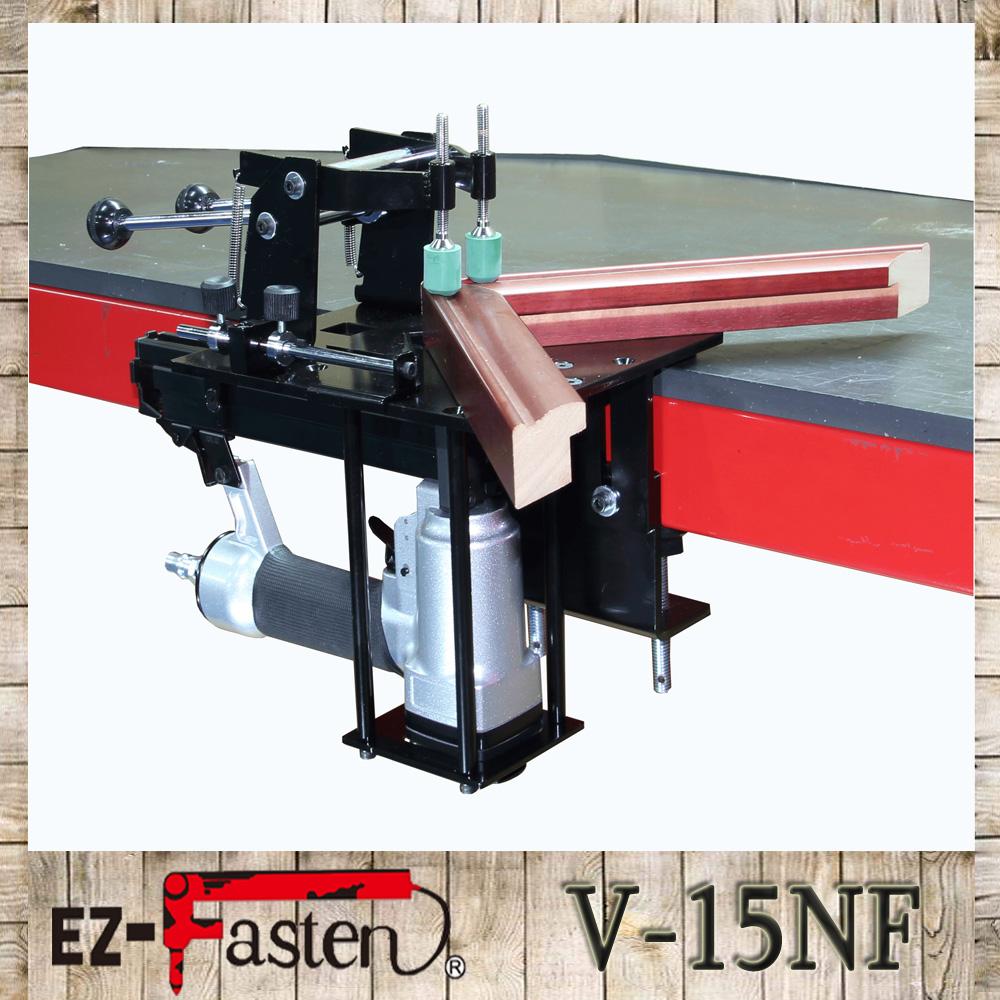 Best Underpinner Frame Joiner Pneumatic V Nailer For Picture Frame ...