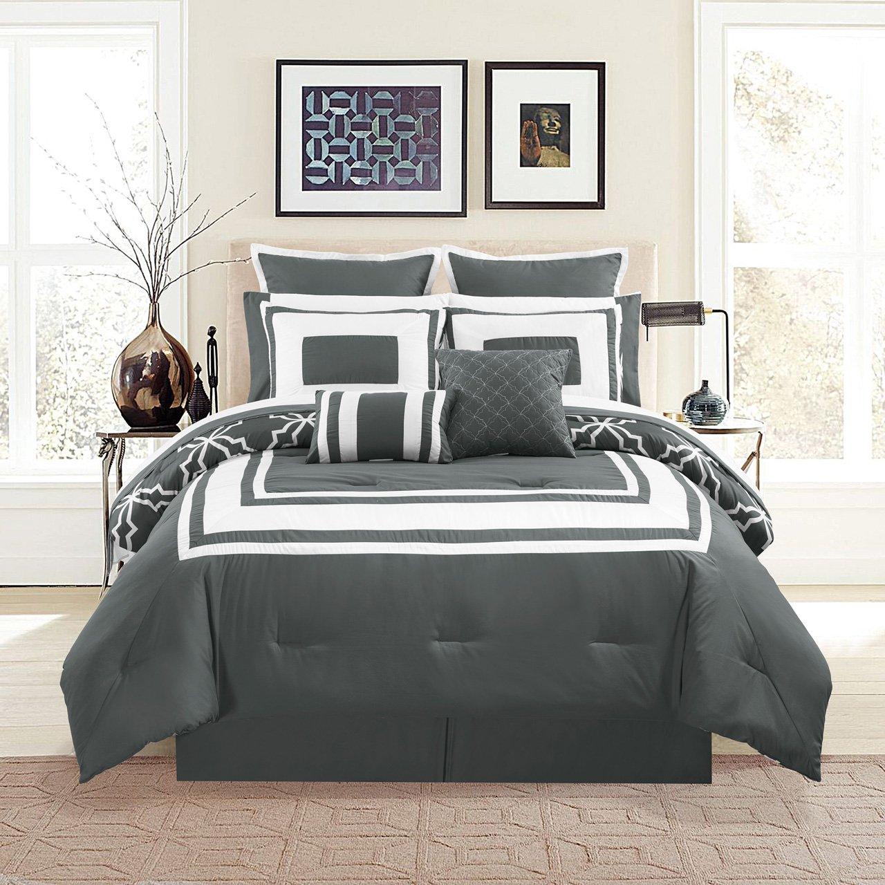 Cheap Red Cal King Comforter Sets, find Red Cal King ...