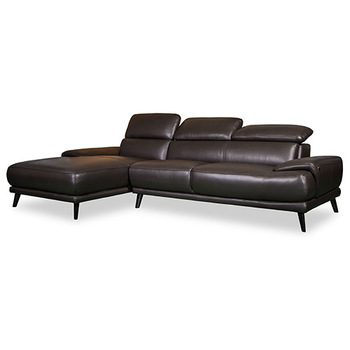 Modern Leather Dirt Resistance Sofa Bed