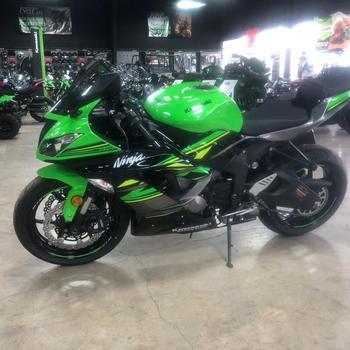 Factory Original 100 Genuine 2019 Kawasaki Ninja Zx6r Zx 6r Krt 636 Sport Bike Green Buy Motorcyclemotorcyclemotorcycle Product On Alibabacom