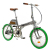 Taiwan OEM/ODM 20 Inch tire 250W 36V Folding e-bike /Electric bicycle with Belt drive
