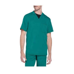 Nurse Uniform cheap New Medical Uniforms Scrub Top