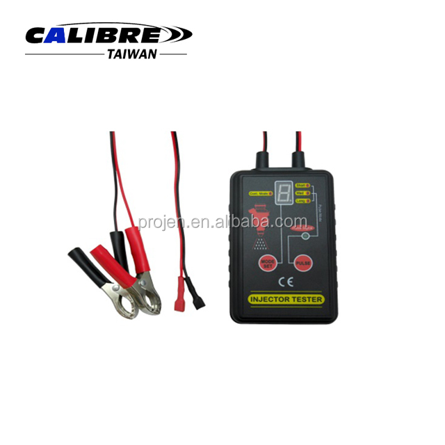 CALIBRE Auto 12V Injector Tester Fuel Injector Tester Auto Injector Detector