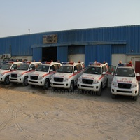 High Quality Hospital Ambulance Vehicles
