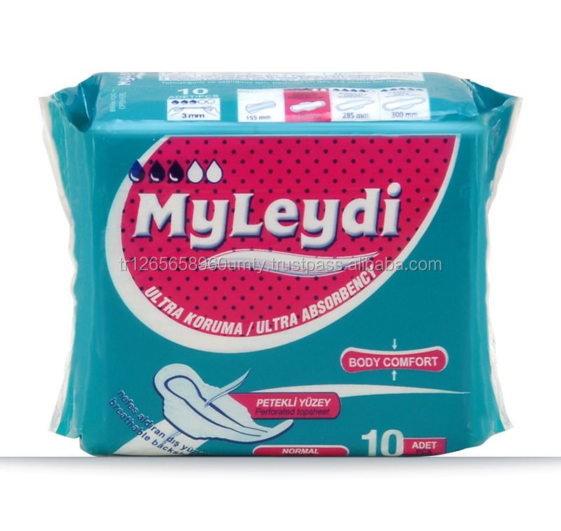 Myleydi Sanitary Napkin Supplier Women Sanitary Napkin Turkey Wholesale Sanitary Pad Factory