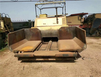 Used Dynapac Paver Pl2000s With Good Condition For Selling,Paver Machine  For Sale - Buy Used Asphalt Pavers For Sale,Stone Pavers For Sale,Used  Paver