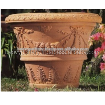 of clay are some picture made planter with what a planters terracotta htm pots is