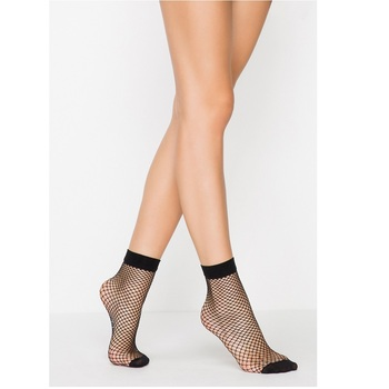 0b720d4b77b Hosiery   Penti - Fishnet Ankle High Socks