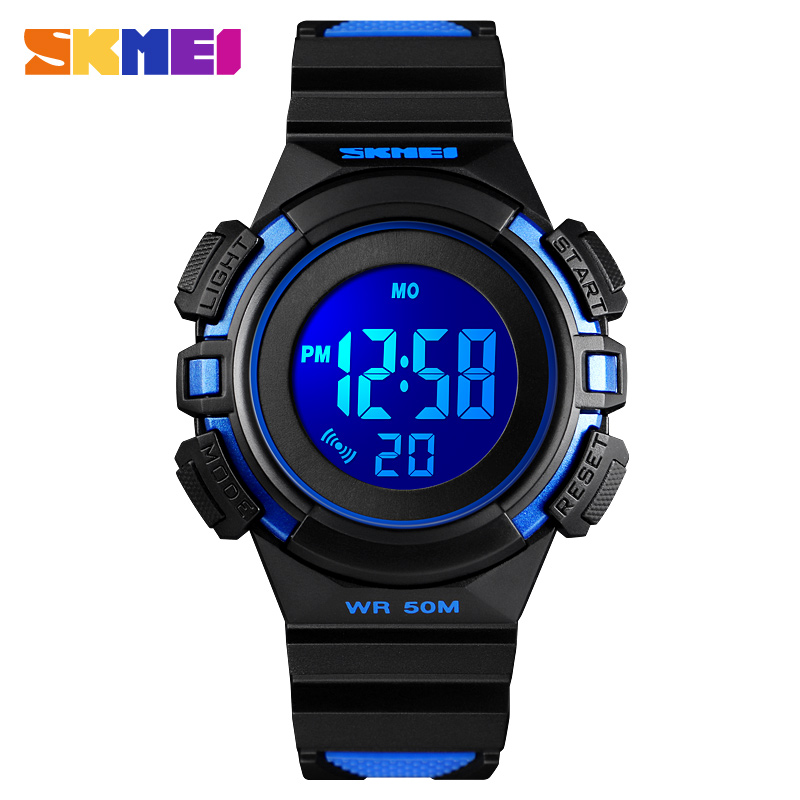 Strict 2018 New Square Watch Silicone Led Watches 24 Hours Date Bracelet Digital Sports Wristwatch Gift For Children Student Kids #w Buy Now Watches