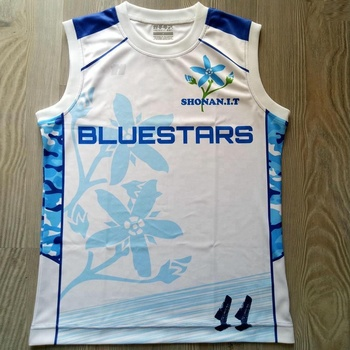 Custom Full Dye Sublimation Printing High Quality Japanese DFFBS01-1002 Basketball  Jersey c275a873d4e9